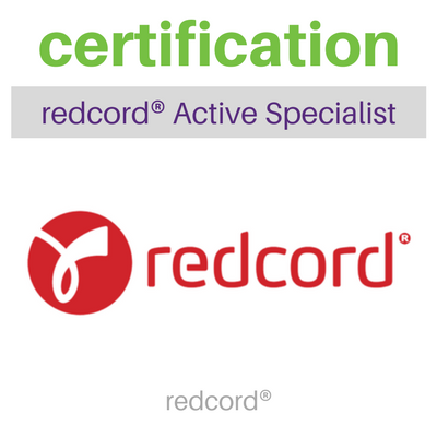 Certification redcord Active Specialist from redcord