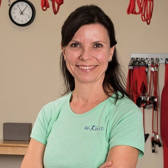 Amanda Harris, Owner of Re-Kinect Medical Exercise Specialists