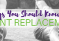 Re-Kinect Considering joint replacement_ 4 things you need to know!